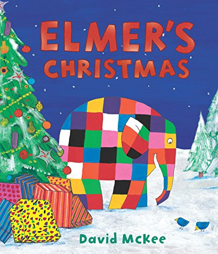 Elmer's Christmas (Elmer Picture Books Book 18) (English Edition)