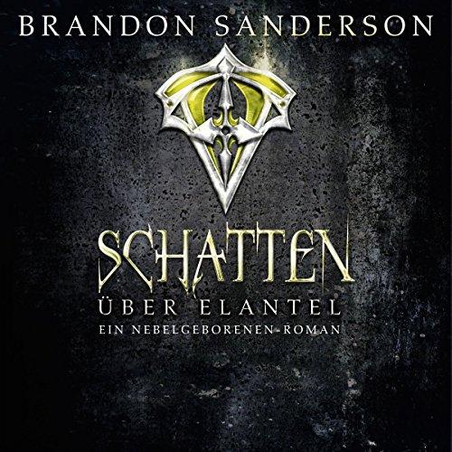 Schatten über Elantel audiobook cover art