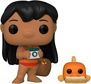 Funko Pop! & Buddy: Lilo & Stitch - Lilo con Pudge