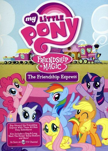 My Little Pony: Friendship is Magic - The Friendship Express [RC 1]