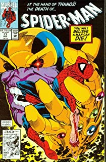 Spider-man #17 (At the Hand of Thanos! The Death Of)