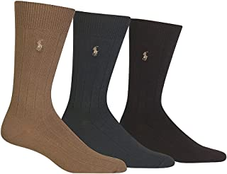 Polo Ralph Lauren Embroidery Socks 3-Pack (8092)