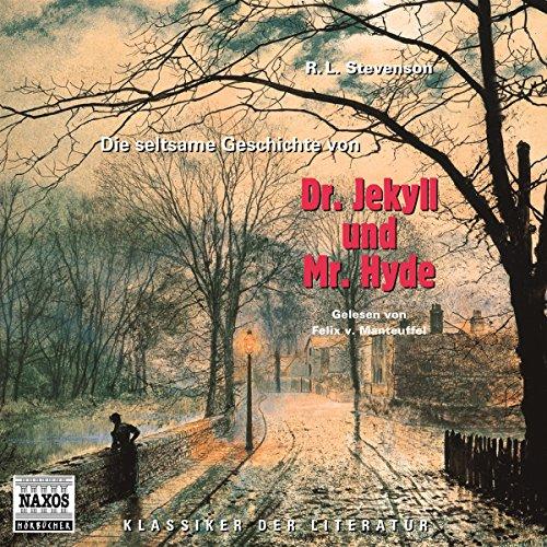 Die seltsame Geschichte von Dr. Jekyll und Mr. Hyde cover art