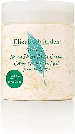 Elizabeth Arden GREB40034 - Crema corporal perfumada Green Tea Honey Drops, 500 ml