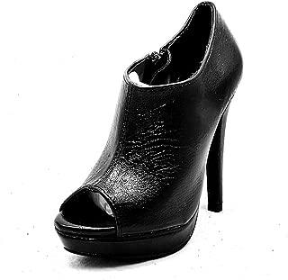 Damas Peep Toe Zapatos de Tacón Alto de Zapatos/Botas