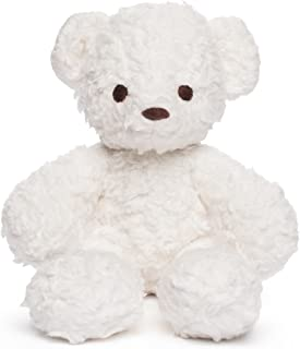 Sherpa Baby Organic Teddy Bear Pink 12 Inches