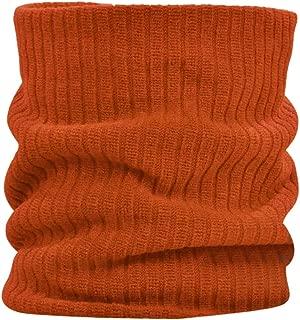 HighlifeS Neck Warm Thermal Balaclava Hood Outdoor Ski Winter Windproof Mask Hat (Orange)
