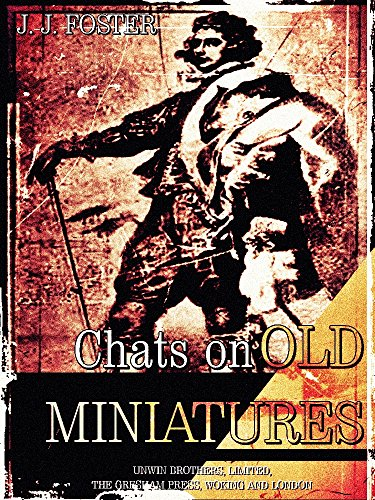 Chats on Old Miniatures (Illustrations) (English Edition)