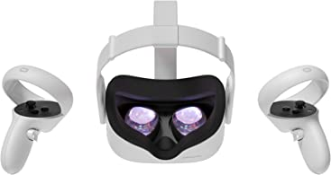 Oculus Quest 2 - Advanced All-In-One Virtual Reality Headset - 128 GB