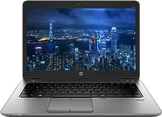 HP EliteBook 840 G2 Business Notebook with 14 Inch HD Display, Intel Core i7 CPU, 16GB RAM, 500GB SSD, Windows 10, (Renewed)