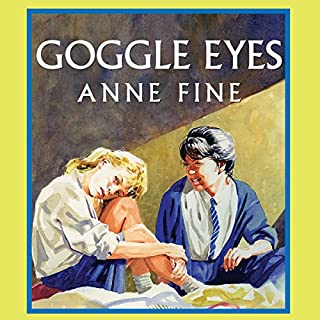 Goggle Eyes cover art