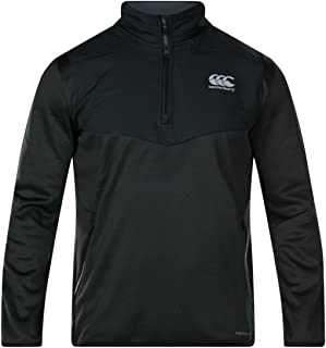 Canterbury Men's Thermoreg Spacer Fleece 1/4 Zip Running Top