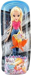 Winx Club Fashion Style Fairy Bloom Figure Tv Serie 8 Doll 27 cm