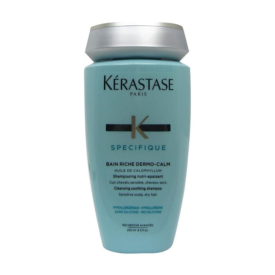 検査いたずらな圧力Kerastase Specific Champo Rich Soothing Derm 250ml [並行輸入品]