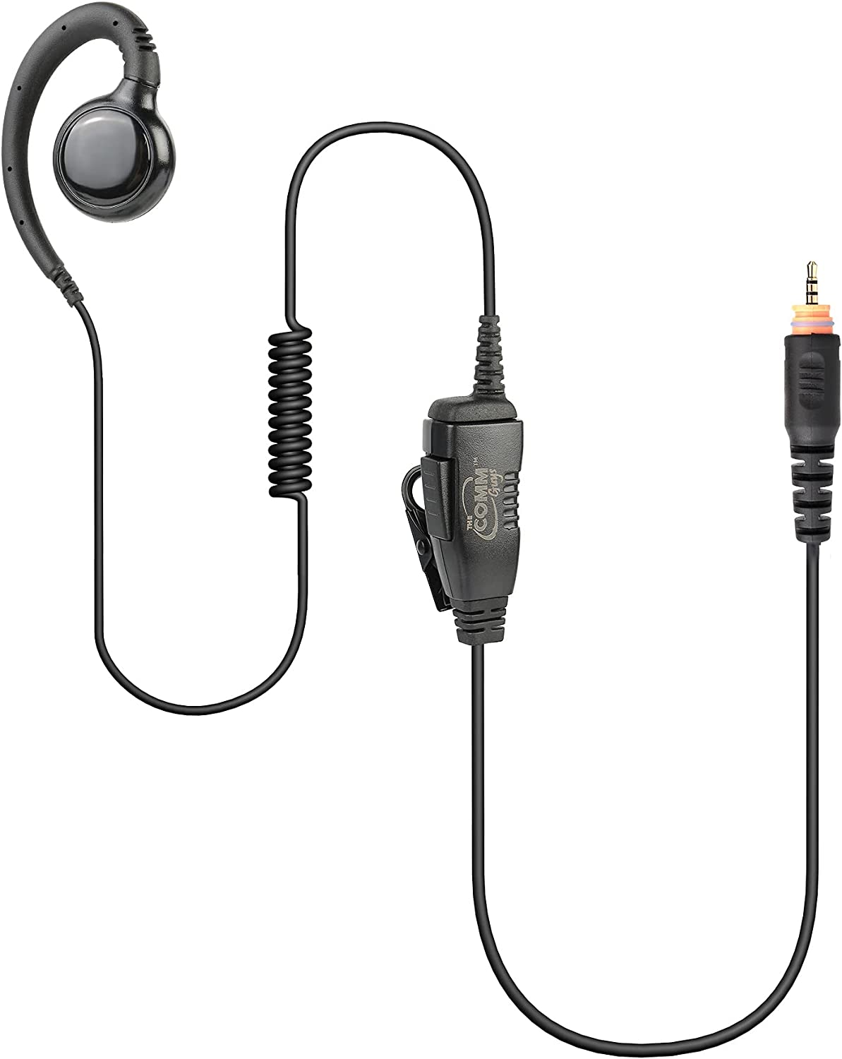 The Comm Guys 1-Wire Swivel and Earpiece Headset Ranking TOP19 Loop Microphone Ranking TOP10