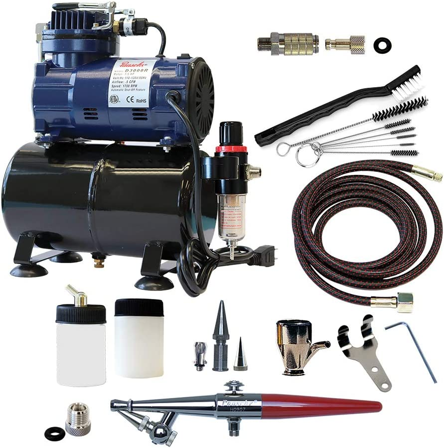 Ranking In stock TOP11 Paasche Airbrush Single Action Set Compressor with and