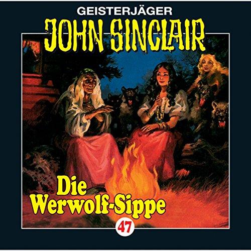 Die Werwolf-Sippe audiobook cover art
