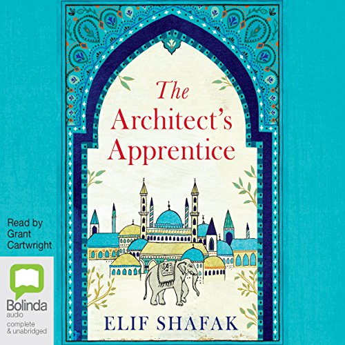 The Architect's Apprentice cover art