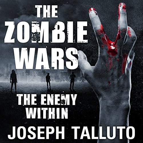 Couverture de The Zombie Wars: The Enemy Within