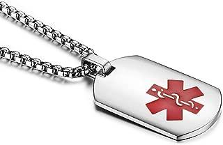 Best diabetic necklace free Reviews