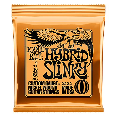 Ernie Ball Slinky EB2222 009-046 · Saiten E-Gitarre