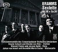 Brahms: Sextets by Solistenensemble des Concertgebouw Orchestra Amsterdam