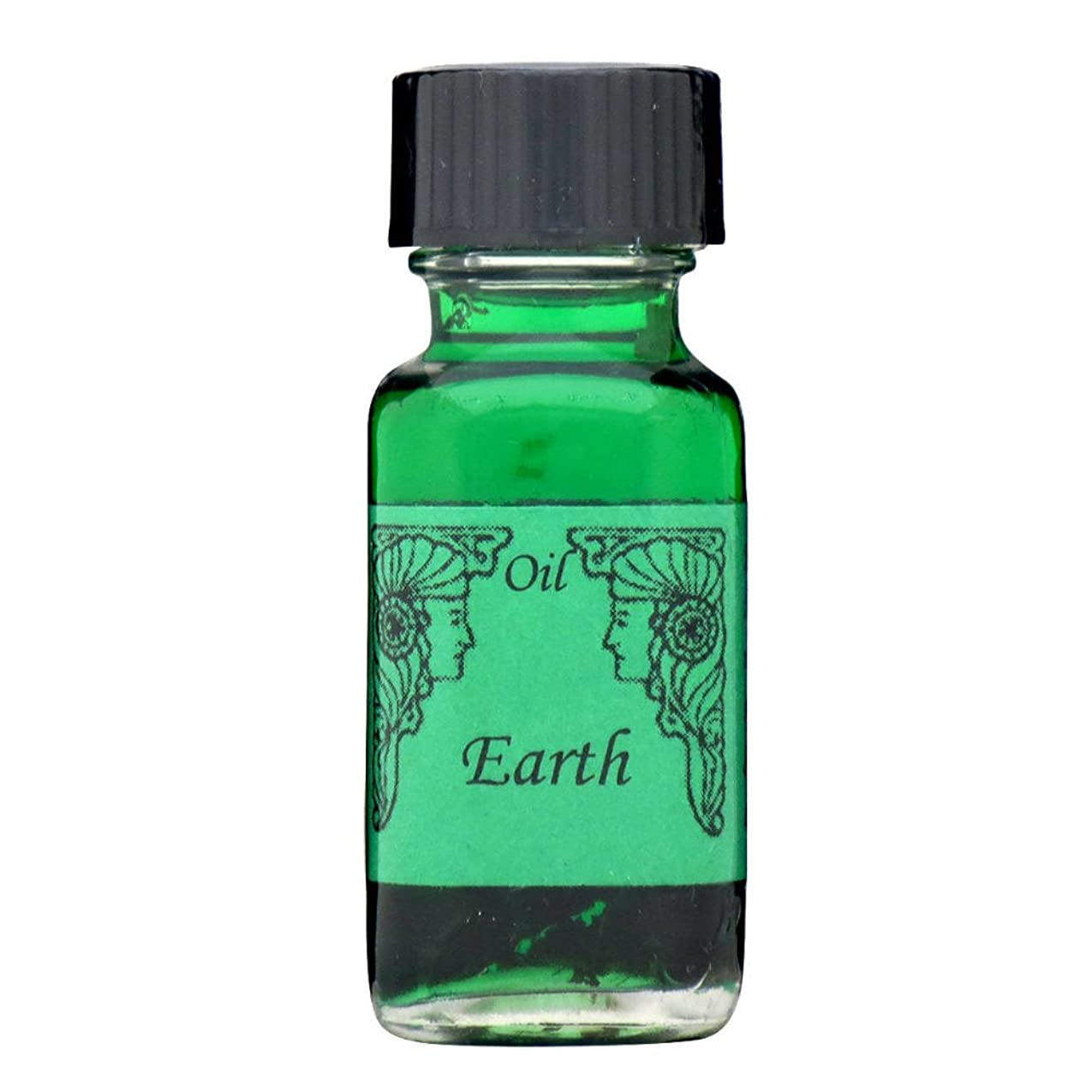 幻滅するニックネーム場所アンシェントメモリーオイル アース (地) 15ml (Ancient Memory Oils)