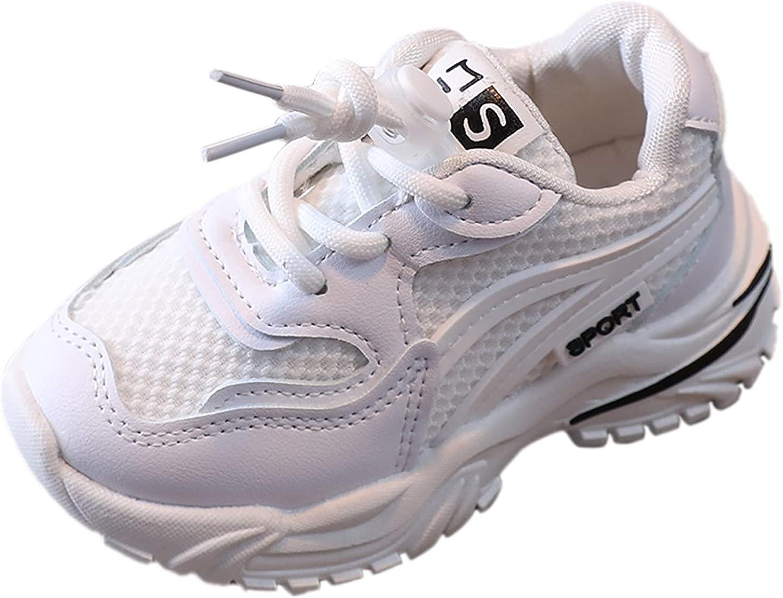 Jchen Little Boys Girls Sport Running Save money School Shoes Walking Cheap sale