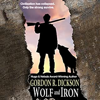 Wolf and Iron cover art