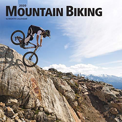 Mountain Biking - Mountainbiken 2020 - 16-Monatskalender: Original BrownTrout-Kalender [Mehrsprachig] [Kalender]