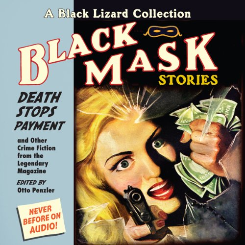 Black Mask 10: Death Stops Payment audiobook cover art