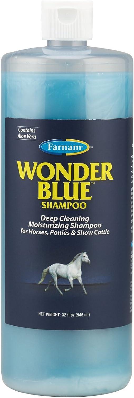 Farnam Wonder bluee Shampoo, fl. 32 oz.