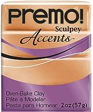 Premo Sculpey Polymer Clay 2 Ounces-Copper (PE02 5067)
