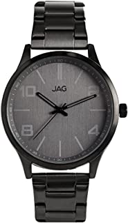 JAG Men's J1899A Year-Round Analog Quartz Grey Watch