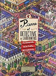 Pierre. El detective de laberintos: La búsqueda de la Piedra del Laberinto par Hiro Kamigaki