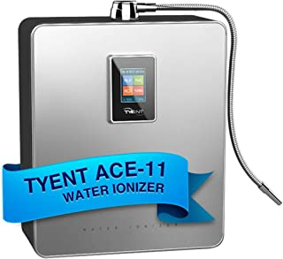Just Introduced! Tyent ACE-11 Turbo Extreme Water Ionizer with Hydrogen Boost & Sleek New Design