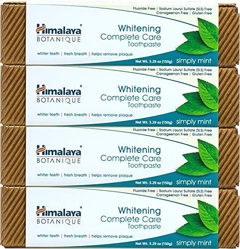 Himalaya Whitening Toothpaste - 5.29 oz/150 gm...