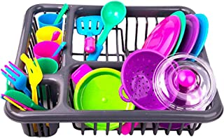 ままごと遊び? クッキングトイ 食器食材含み 28点セット 子供プレゼント 3歳以上の女の子 男の子 おもちゃ