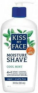 Kiss My Face Cool Mint Moisture Shave - 11 fl oz
