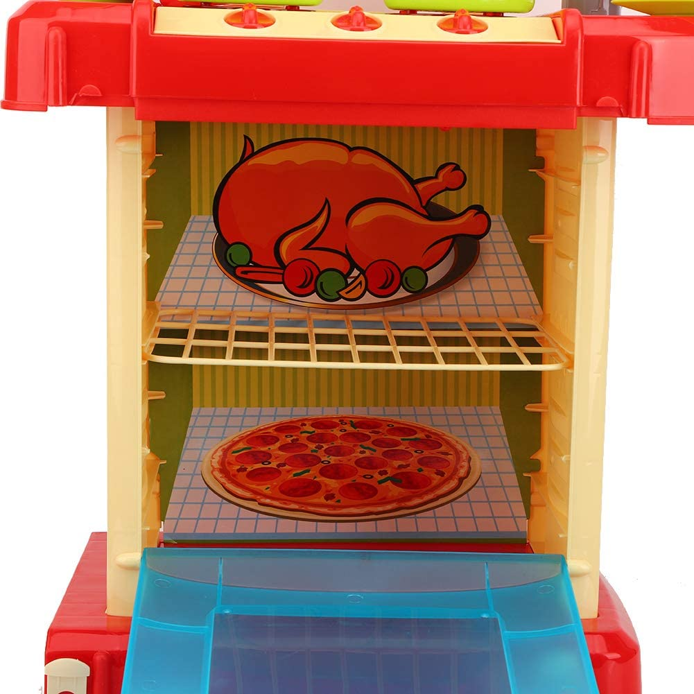 OFFicial site KUIDAMOS Limited time cheap sale Kitchen Toy Set Children Simulation Stove
