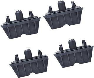 52//53//55 JIACUO Adattatore per martinetti per Attrezzi da Auto in Gomma Nera per BMW Mini R50