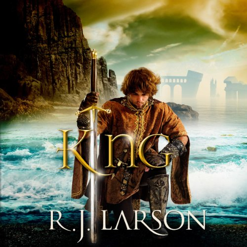 King     Books of the Infinite, Book 3              By:                                                                                                                                 R.J. Larson                               Narrated by:                                                                                                                                 Brooke Sanford Heldman                      Length: 10 hrs and 49 mins     61 ratings     Overall 4.8