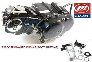 PCC 45L 4UP SEMI AUTO LIFAN 125CC Manual 4 Speed Motor Pit Dirt Bike CRF50 Z50 EN21-BASIC