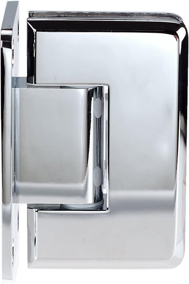 Coastal Wholesale Shower Doors Fashionable C-3012B Paragon Wall Glass Frameless Heavy