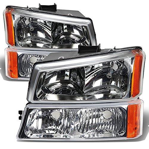 05 chevy silverado headlights - 4