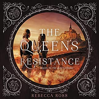 The Queen's Resistance                   Written by:                                                                                                                                 Rebecca Ross                               Narrated by:                                                                                                                                 Suzanne Elise Freeman,                                                                                        Charlie Thurston                      Length: 12 hrs and 33 mins     1 rating     Overall 5.0