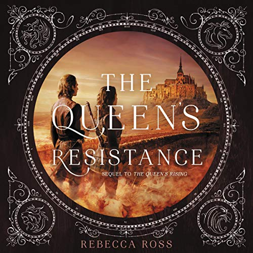 The Queen's Resistance audiobook cover art