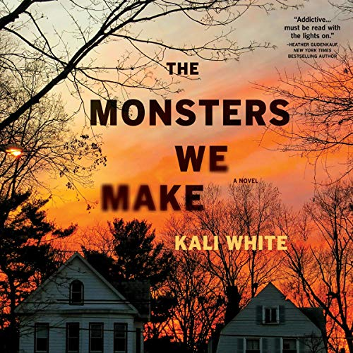 The Monsters We Make cover art
