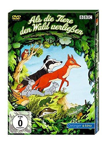 Als die Tiere den Wald verließen (2 Discs)
