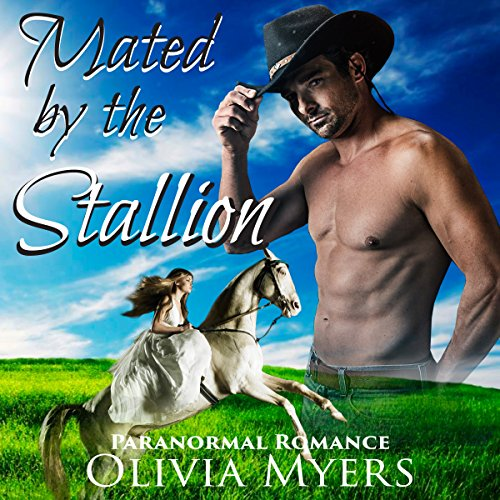 Mated by the Stallion cover art